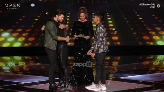 X Factor: Αποχώρησε ο Γιάννης Αντζούρης