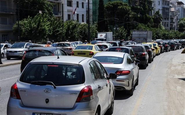 Στο Taxisnet τα τέλη κυκλοφορίας για το 2020