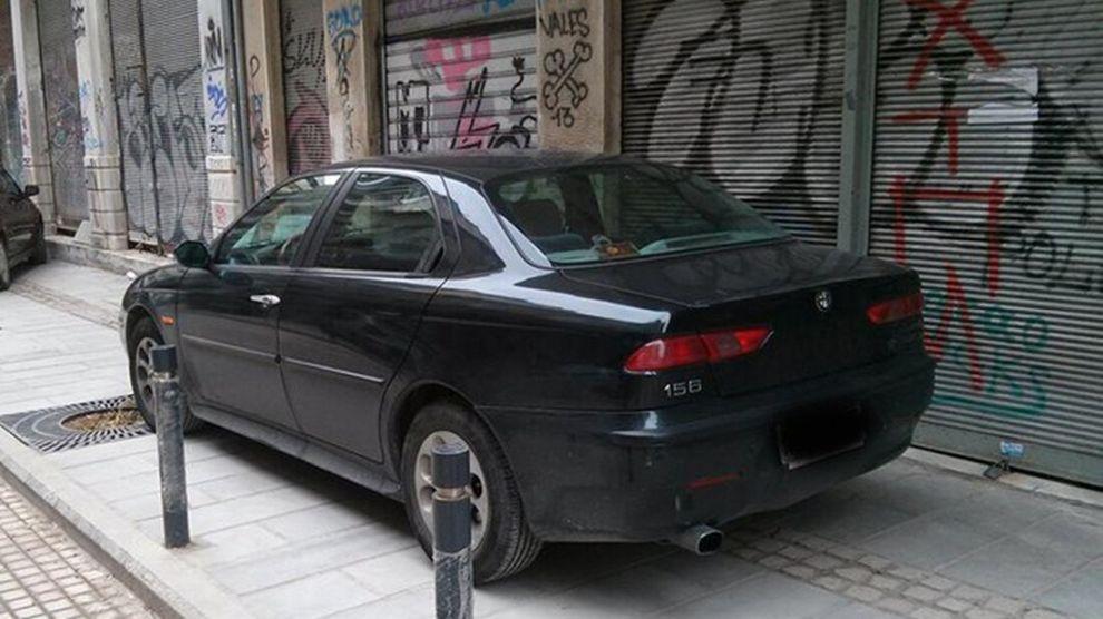 Ξέχασε πού πάρκαρε το αμάξι του – Δείτε πόσα χρόνια μετά το βρήκε