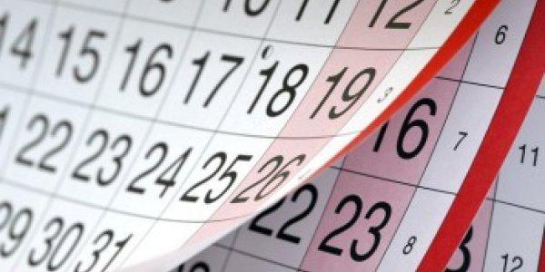 Αργίες 2019 -2020: Δείτε τα τριήμερα που έρχονται τη νέα χρόνια
