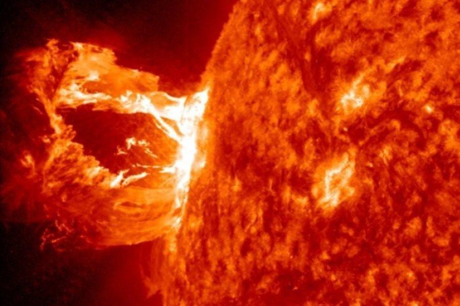 Ο ήχος της ηλιακής καταιγίδας όταν «χτυπάει» τη Γη θα στοιχειώσει τους εφιάλτες σας