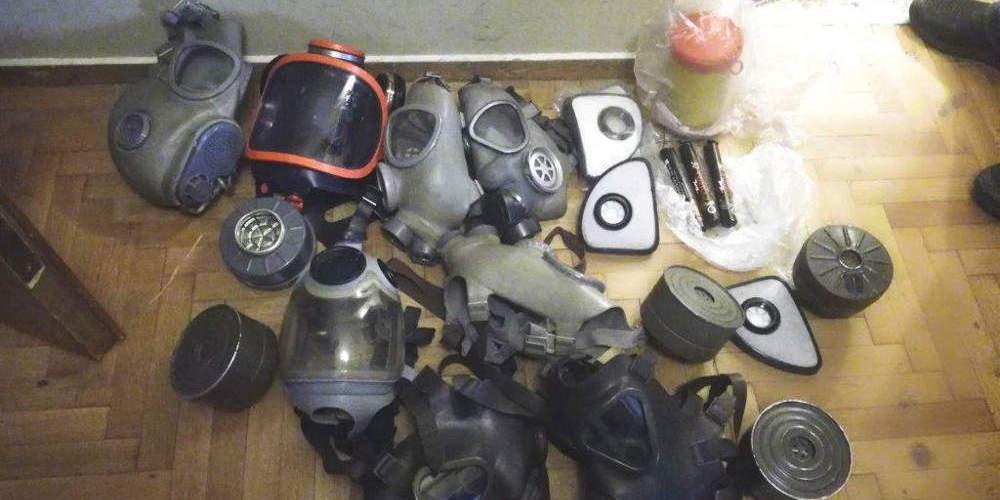 Δύο συλλήψεις στη νέα έφοδο της αστυνομίας στα Εξάρχεια – Αυτά είναι τα ευρήματα [εικόνες]