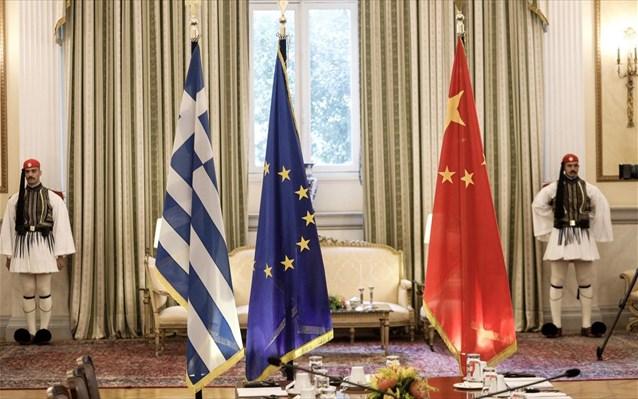 Ελλάδα- Κίνα: Οι 16 συμφωνίες και το «κεφάλι του δράκου»