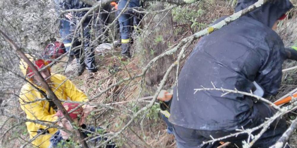 Τραγωδία στην Κατερίνη: Σκοτώθηκαν ακαριαία την ημέρα της εξαφάνισής τους μάνα και κόρη