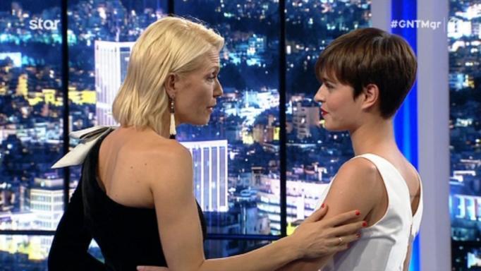 GNTM: Αποχώρησε η Εμμανουέλα Μάινα