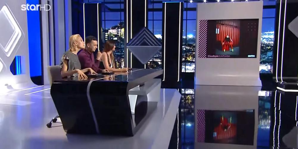 GNTM: «Σκοτώθηκαν» on air Μπράτης και Σκουλός για την Άννα Μαρία και την Κέισι [βίντεο]