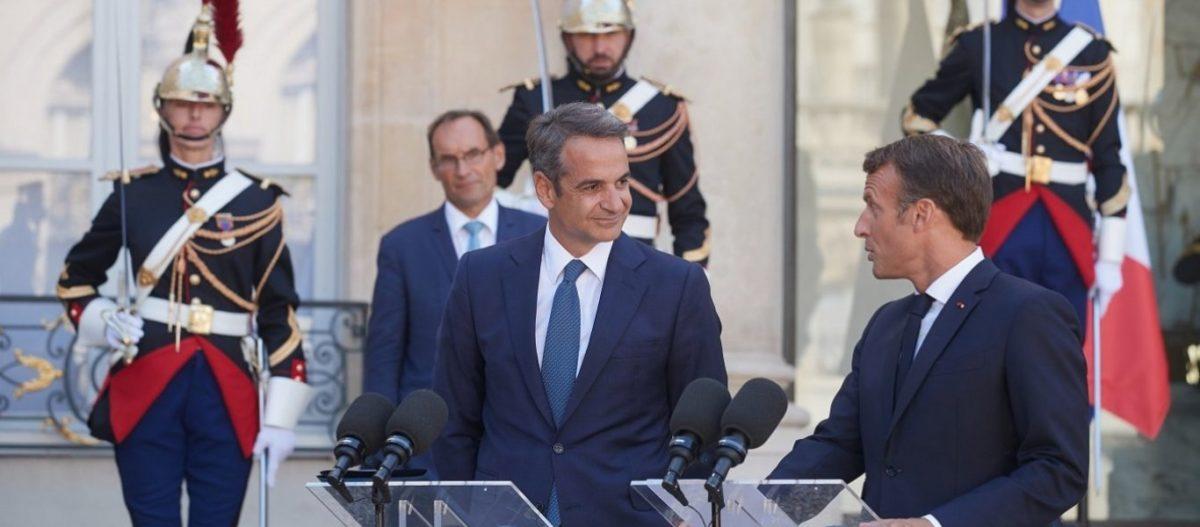Βοήθεια από τη Γαλλία ζήτησε ο Κ.Μητσοτάκης για τη Λιβύη – Τηλεφώνημα σε Ε.Μακρόν