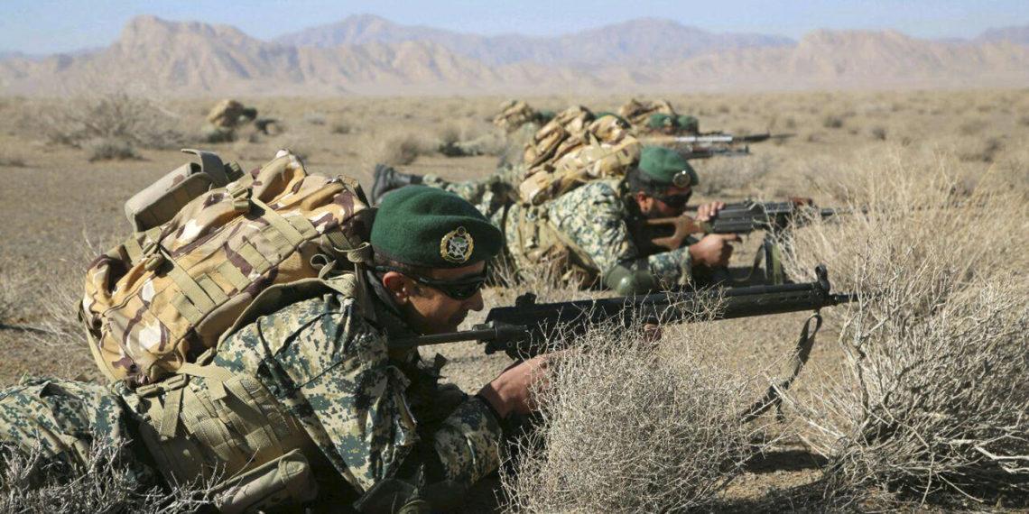 Ιρανικός στρατός: Στο στόχαστρό μας όποιος προστατεύει τα συμφέροντα των ΗΠΑ