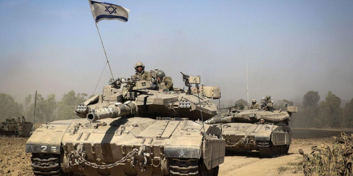 Φουλάρει τις μηχανές το Ισραήλ: Στέλνει άρματα μάχης στα σύνορα με τη Γάζα [vid]