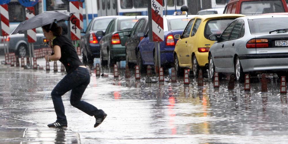 Πρόγνωση καιρού: Με βροχές και καταιγίδες το πρώτο Σαββατοκύριακο του Νοεμβρίου