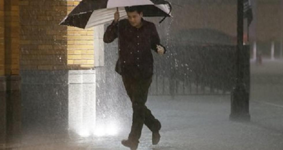 Κακοκαιρία σε όλη την Ελλάδα – Μεμονωμένες καταιγίδες στην Κρήτη