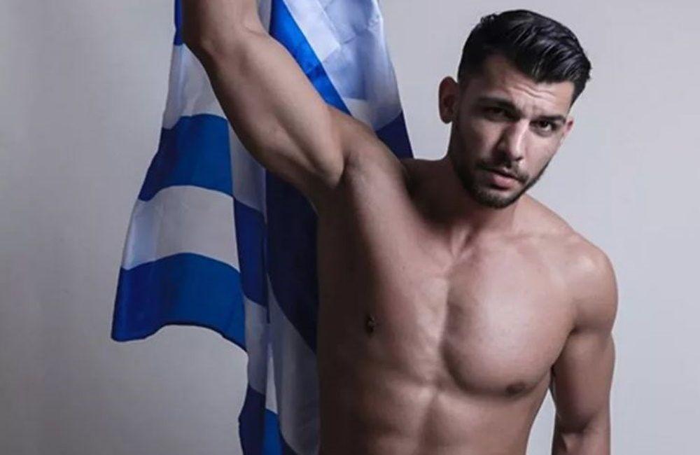 Έλληνας ο δεύτερος ωραιότερος άντρας στον κόσμο