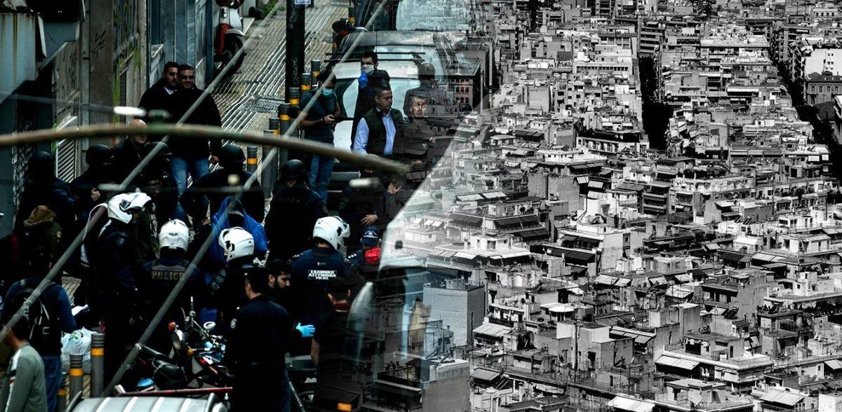 Εξάρχεια: Τα έξι υπό κατάληψη κτίρια που θέλει να εκκενώσει η ΕΛ.ΑΣ. (vid)