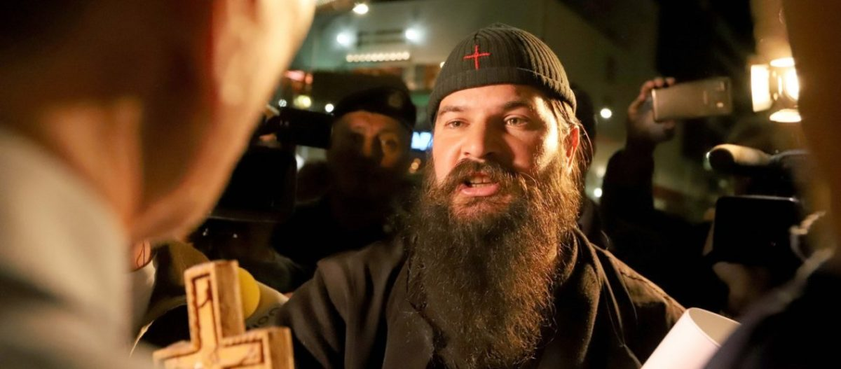Συνελήφθη στον Ταΰγετο ο φυγόποινος Πατέρας Κλεομένης – Είχε εκφραστεί κατά του Ολοκαυτώματος των Εβραίων