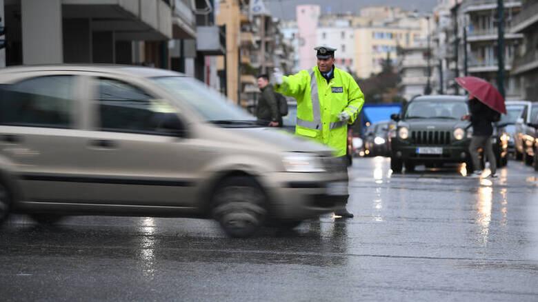 Κυκλοφοριακές ρυθμίσεις στην Τρίτη – Ποιοι δρόμοι θα κλείσουν