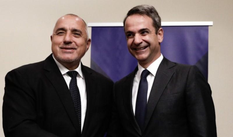 Συνάντηση Πρωθυπουργού με τον Πρωθυπουργό της Βουλγαρίας- Τι συζήτησαν Μητσοτάκης – Μπορίσοφ