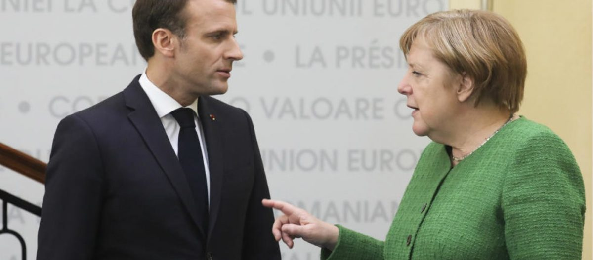 NYT: Η A.Μέρκελ τα «έψαλε» στον Ε.Μακρόν για ΝΑΤΟ-Αλβανία και Σκόπια – «Βαρέθηκα να μαζεύω τα σπασμένα σου»