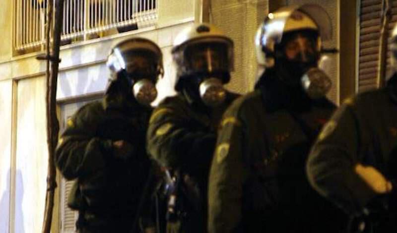 Νέα επιχείρηση της Αστυνομίας στα Εξάρχεια