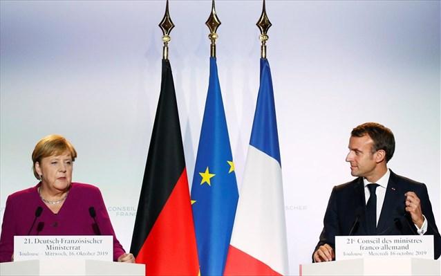 Γαλλία- Γερμανία: Μετατόπιση ισχύος στην Ε.Ε.;