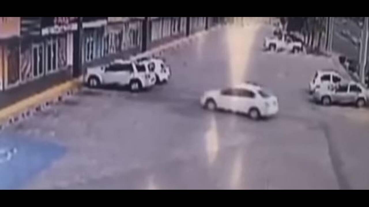 Μεξικό: Καρέ – καρέ η δολοφονία αστυνομικού που συνέλαβε το γιο του «Ελ Τσάπο»