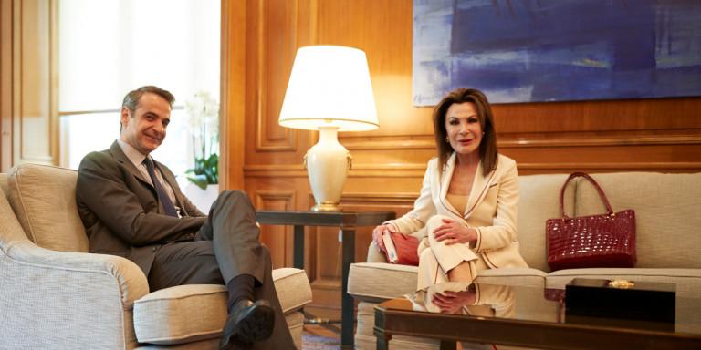 «Ελλάδα 2021»: Τι ετοιμάζουν Μητσοτάκης και Γιάννα Αγγελοπούλου για την επέτειο