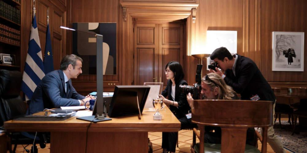 Επίσκεψη Μητσοτάκη στην Κίνα: Η Ελλάδα ξαναμπαίνει στον χάρτη των επενδύσεων