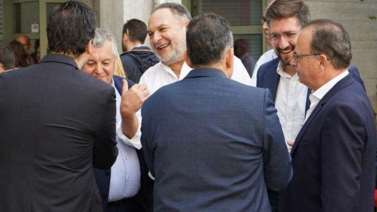 """""""Έκλεισαν"""" τα πρακτικά, εκλέγεται πρόεδρος ο Κουράκης"""
