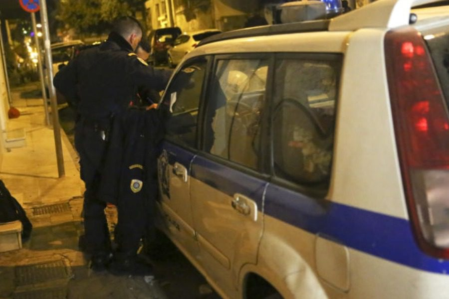 Θεσσαλονίκη: Έβγαλε μαχαίρι αλλά οι περαστικοί δεν έμειναν απαθείς