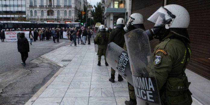 Επτά συλλήψεις στο Ηράκλειο για το Πολυτεχνείο