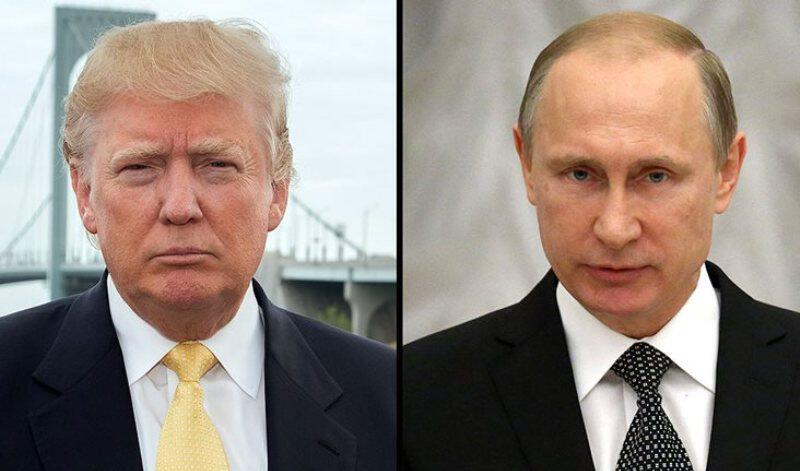 Ο Τραμπ κάνει «ντρίμπλες» στο Πούτιν-Όλα όσα είπε για τη πρόσκληση που δέχθηκε από το «Τσάρο»