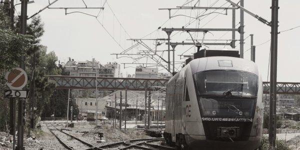 Προαστιακός – Παλλήνη: Άνθρωπος έπεσε στις γραμμές