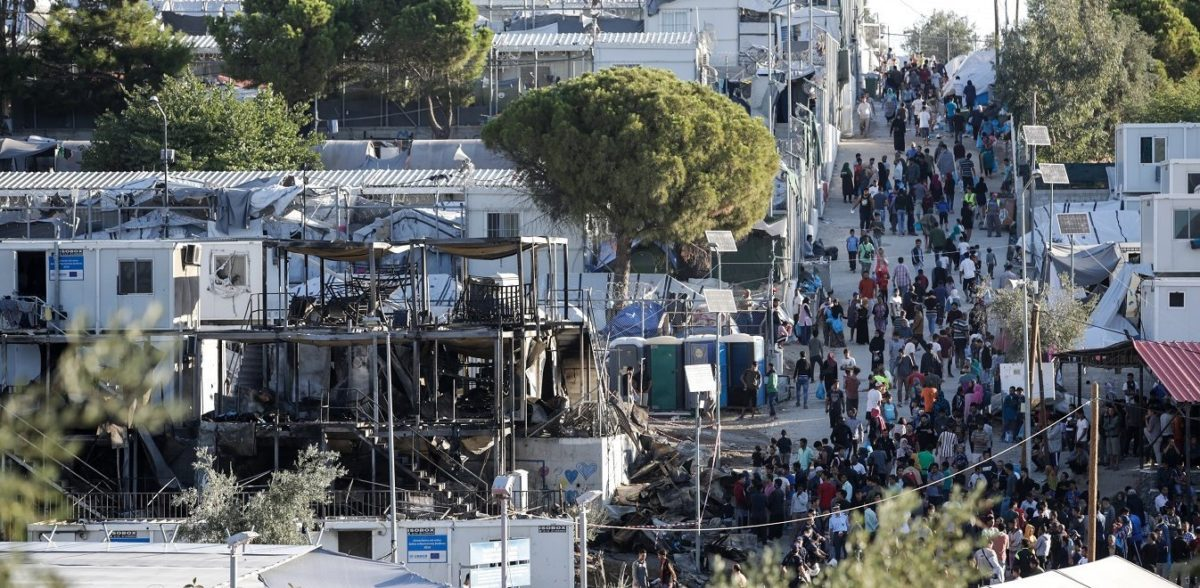 Αντιδράσεις στα νησιά για τη δημιουργία κλειστών κέντρων προσφύγων (vid)