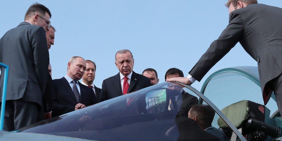 Σουγκάεφ: Η Ρωσία θα βοηθήσει την Τουρκία να αναπτύξει το δικό της μαχητικό 5ης γενιάς