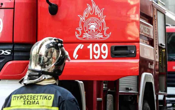 Πυρκαγιές σε δύο σπίτια στο Ηράκλειο