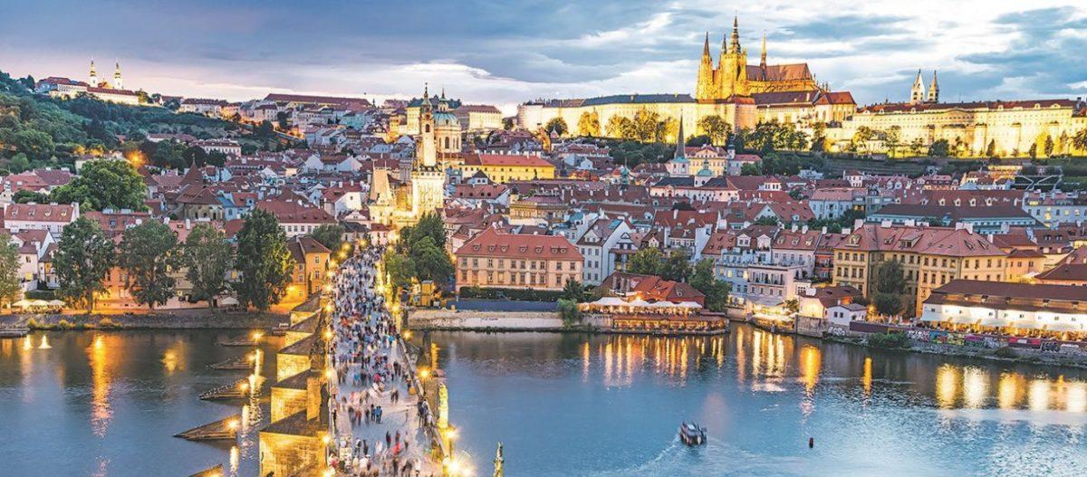 Η πόλη «διαμάντι» της Ευρώπης με τους 8 εκατομμύρια τουρίστες – Την αποκαλούν «χρυσή πόλη» (βίντεο)