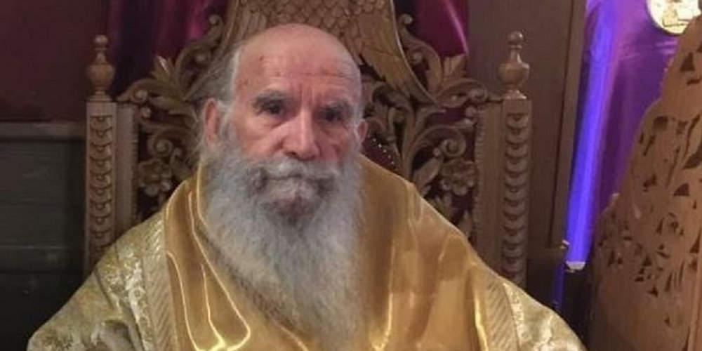 Εκοιμήθη ο Αρχιεπίσκοπος πρώην Θυατείρων και Βρετανίας Γρηγόριος