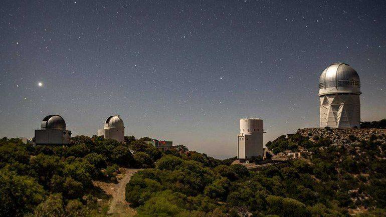 Υπερτηλεσκόπιο ψάχνει τα μυστικά του σύμπαντος