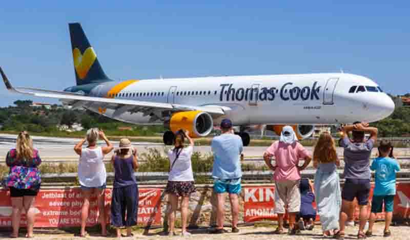 0 Thomas Cook: Αγωνία χιλιάδων Ελλήνων ξενοδόχων για το 2020 – Αναζητούν «θεραπεία»