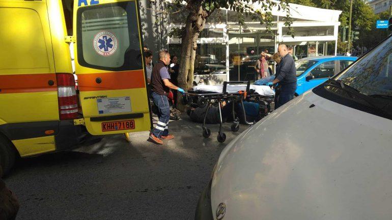 Κρήτη: Τροχαίο ατύχημα στο κέντρο της πόλης προκάλεσε αναστάτωση (pics)