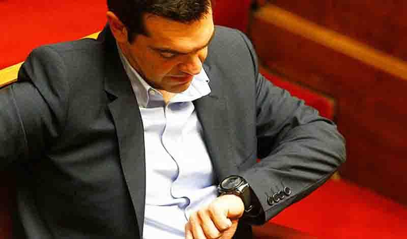 Ο Τσίπρας έπαθε… αμνησία: Μόνο το μεταναστευτικό είχαμε αφήσει ανοιχτό για τη ΝΔ