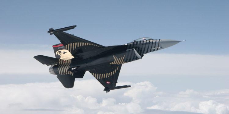 F-16: Έντονη η τουρκική δραστηριότητα στο Αιγαίο – Μπαράζ παραβιάσεων και εμπλοκών