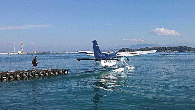 Προχωρούν οι διαδικασίες για τα έξι υδατοδρόμια της Κρήτης