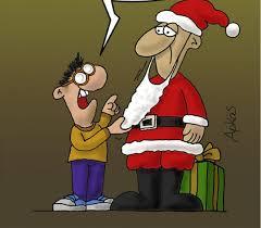 Ο Αρκάς ανέβασε το σκίτσο της χρονιάς για τον Άγιο Βασίλη