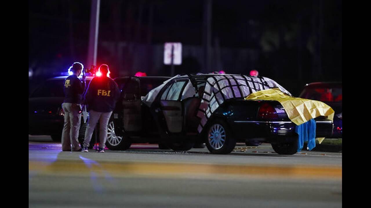 Τέσσερις νεκροί στη Φλόριντα μετά από άγρια καταδίωξη ληστών