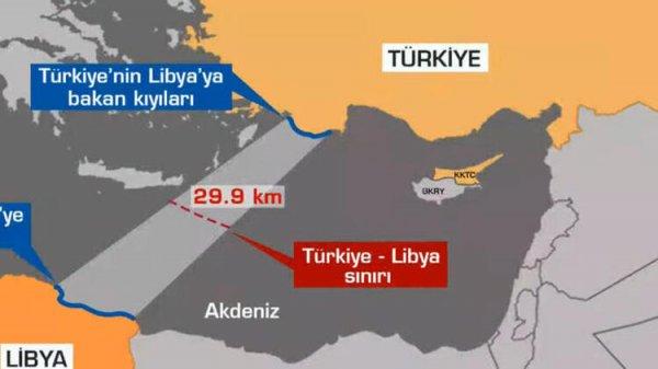 Τραβάει το σχοινί η Λιβύη : Εθεσε σε ισχύ τη συμφωνία με την Τουρκία