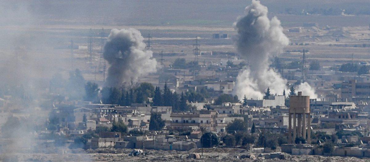 Συρία: Bομβιστική επίθεση σε τουρκική αυτοκινητοπομπή – Πολλοί νεκροί και τραυματίες (βίντεο)