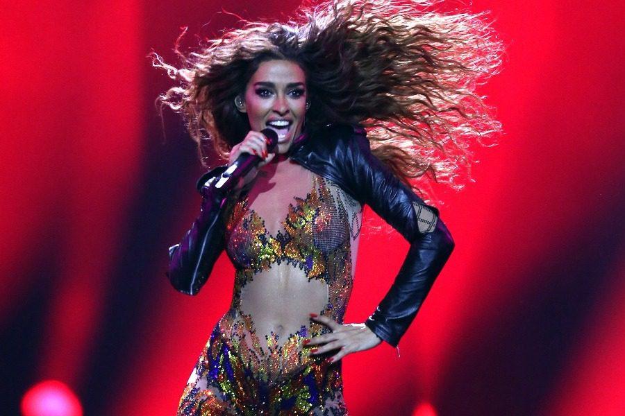 Ελένη Φουρέιρα: Ξεσήκωσε 12.000 θεατές στη συναυλία στο Αμστερνταμ