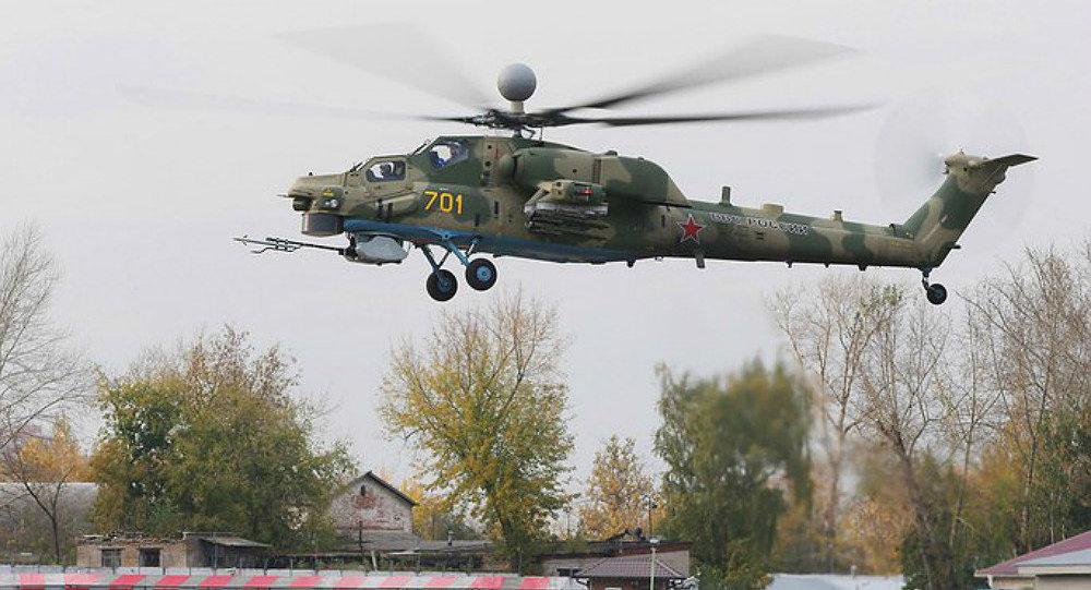 Συντριβή ρωσικού ελικοπτέρου στο Κρασνοντάρ, δύο νεκροί