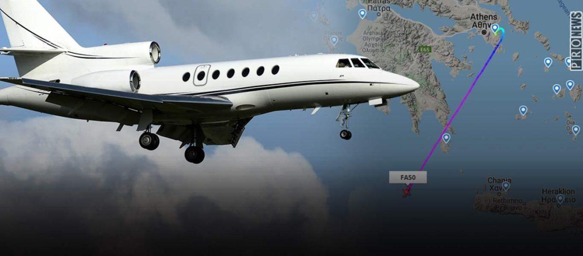 Προσγείωση «μυστήριο» αεροσκάφους του Χ.Χαφτάρ στο Ε.Βενιζέλος – Στα ύψη το διπλωματικό παρασκήνιο Αθήνας-Βεγγάζης
