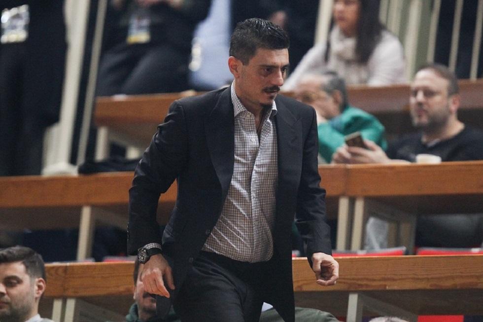 Γιαννακόπουλος: «Μόνο εγώ πληρώνω, δεν με σέβεστε»